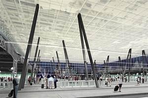 Toronto Union Station: Go Transit Roof Proposal / Zeidler ...