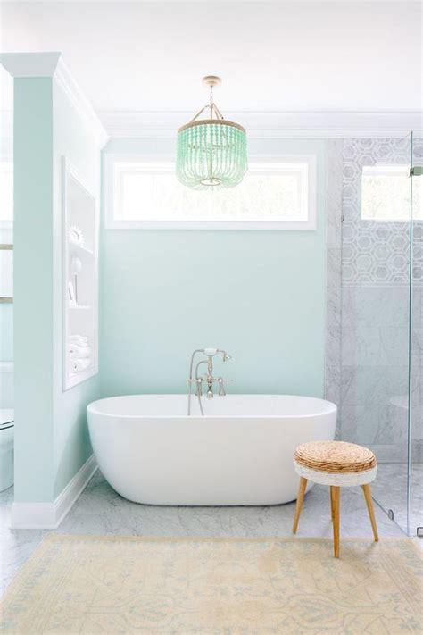 Idee Deco Peinture Salle De Bain by Id 233 E D 233 Co Bleu Pour Apprendre 224 Utiliser La Couleur Bleu