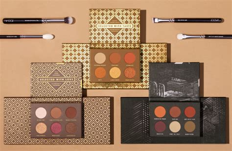 zoeva launches voyager eyeshadow palettes fashion