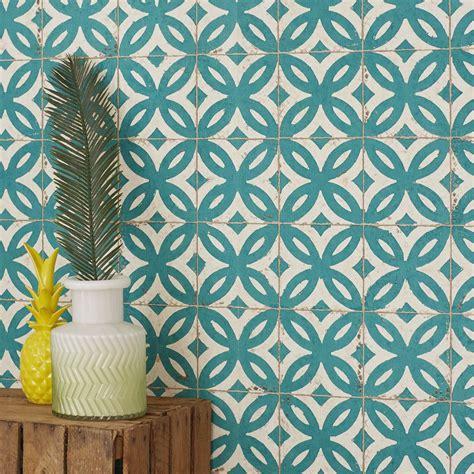 tapisserie cuisine leroy merlin papier peint intissé mosaïque vert leroy merlin