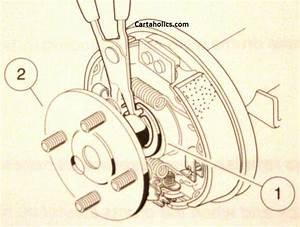Club Car Rear Axle Removal