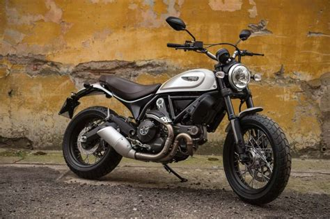 Ducati Scrambler Classic 2018 ducati scrambler classic review total motorcycle