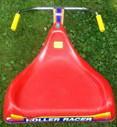 wham o toys wham o roller racer vintage scooter sit skate ride on toy