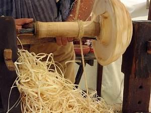 How does a wood lathe work? Minnesota Public Radio News
