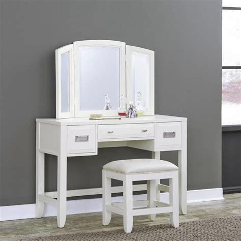makeup vanities bedroom furniture the home depot