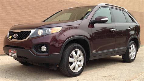 Used Kia Sorento 2011 by Kia Sorento Review Used 2011 Kia Sorento Lx Awd Near