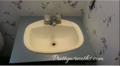 Mobile Home Bathroom Remodel Project With Before And After