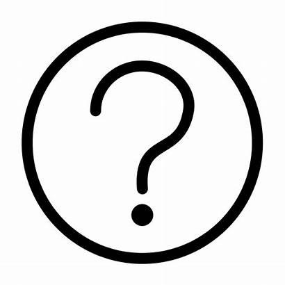 Question Mark Icon Transparent Svg Noun Emoji
