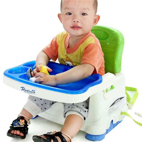 doll booster seat for table child plastic dining chair baby folding dining table and