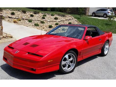 Pontiac Firebird Trans For Sale Classiccars