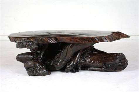Sunpan's coffee table collection will compliment any residential or contract space. Organic Tree Root Coffee Table For Sale at 1stdibs