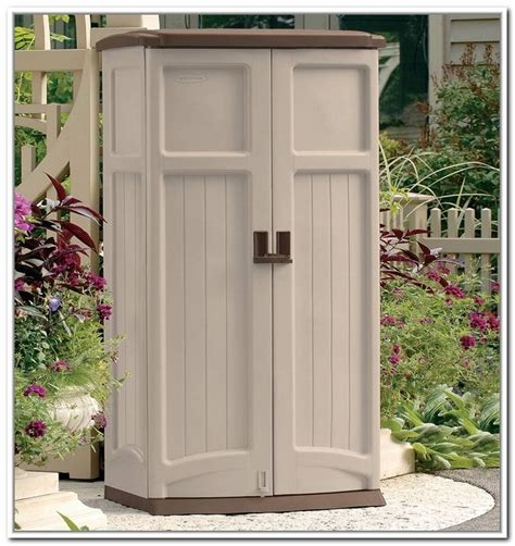 outdoor patio storage cabinet weatherproof outdoor cabinets pictures to pin on pinterest