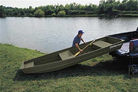 10ft Jon Boat Stability by Research Fisher Boats 1436 Lw Riveted Jon On Iboats