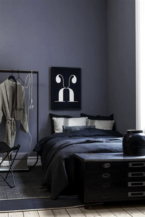 Charcoal Gray Wall  Interior Design Ideas Ofdesign