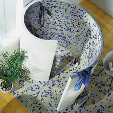 bathroom tiling ideas pictures spiral walk in shower enclosures with clever tiling