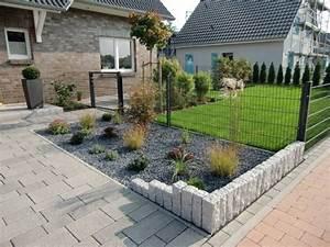 Bilder Mit Steinen : bilder von vorg rten mit kies vorgarten mit kies und ~ Michelbontemps.com Haus und Dekorationen
