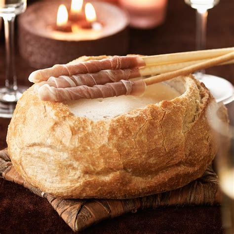 cuisine actuelle magazine fondue savoyarde au chagne facile recette sur