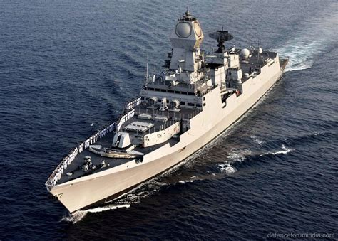 Indian Navy Kolkata Class Destroyers | Indian Defence Forum
