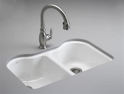 apron kitchen sinks kohler k 5818 5u 0 hartland equal undercounter 1323