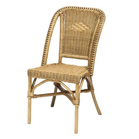 chaise de terrasse chaises de bistrot en rotin 28 images chaise bistrot