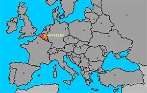 Carte Du Monde Liège : la belgique carte europe ~ Teatrodelosmanantiales.com Idées de Décoration