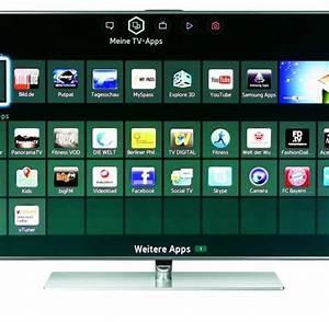Smart Tv Auf Rechnung : ue40f7090 im test samsung fernseher setzt auf ppige ausstattung welt ~ Themetempest.com Abrechnung