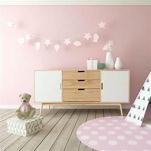 Couleur Chambre Bébé Fille : une couleur douce pour une chambre de princesse leroy merlin ~ Dallasstarsshop.com Idées de Décoration