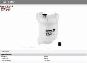 Diy - Changing In-tank Fuel Filter