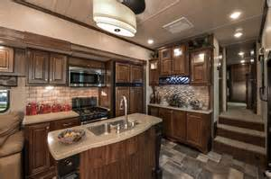 rv bathroom remodeling ideas heartland expands oakmont fifth wheel line vogel talks rving