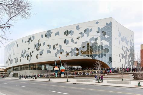 Design Of New Calgary Library Gets