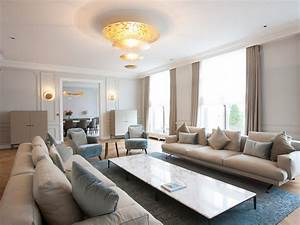 salon haussmannien decoration contemporaine 10surdix With amenagement de jardin contemporain 16 amenagement salle 224 manger moderne meublespeinture deco