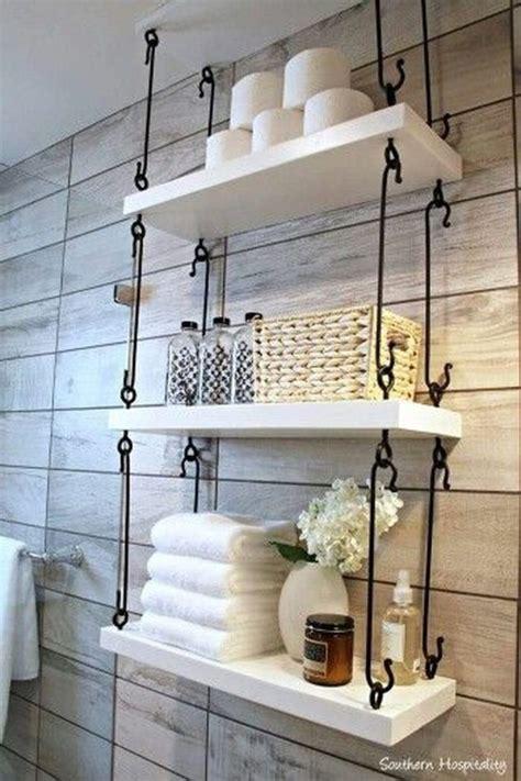 Bathroom Storage Systems by 16 Easy Small Bathroom Storage Hack Ideas Wartaku Net