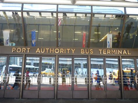 port authority terminal anthony buccino the write side of 50
