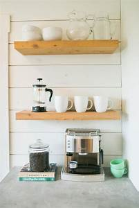 how to add quotfixer upperquot style to your home open With why choosing floating kitchen wall shelves