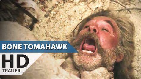 bone tomahawk trailer  kurt russell patrick wilson