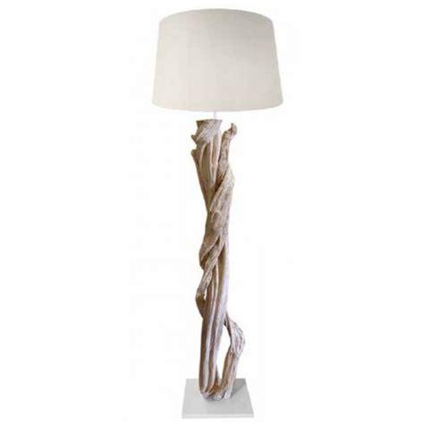 table cuisine fly ladaire en bois flotté blanc hauteur 205 cm 6093