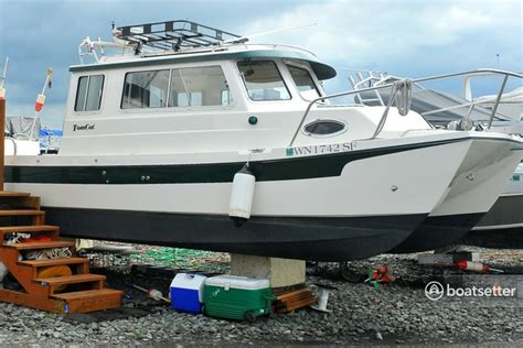Boatsetter Insurance Policy by Rent A 2008 28 Ft C Dory 255 Tomcat In Everett Wa On
