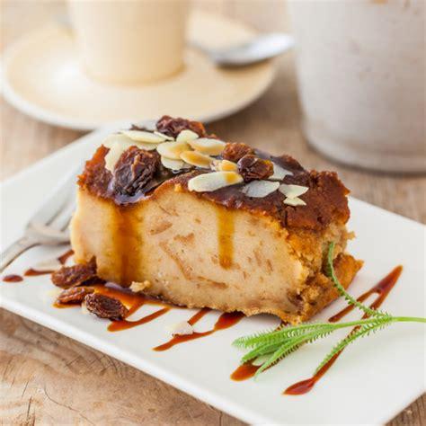 recette pudding au pain facile rapide