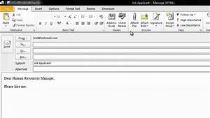 How to create an email template in microsoft outlook 2010 for Making an email template