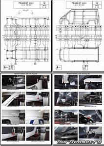U041a U0443 U0437 U043e U0432 U043d U044b U0435  U0440 U0430 U0437 U043c U0435 U0440 U044b Peugeot Boxer Van 2006 U20132014  Lwb  Nwb