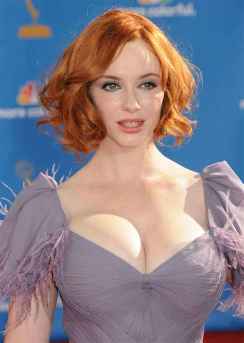 The 1281 Best Images About christina Hendricks On