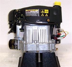 Briggs  U0026 Stratton Vertical Engine 15 5 Hp Intek I  C Ohv 1