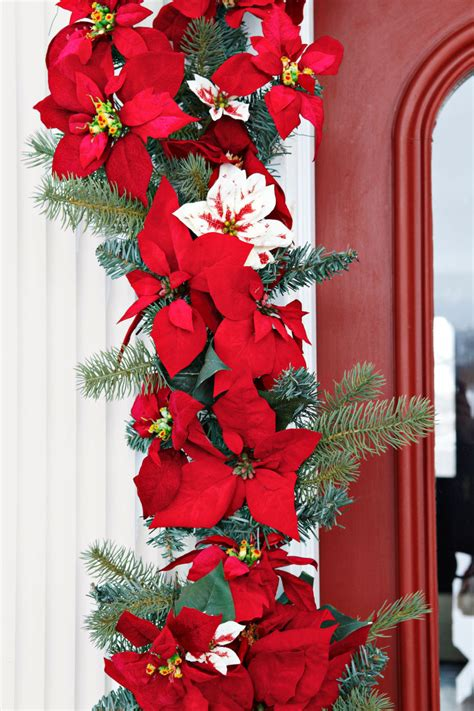 garland christmas decoration scintillating garland decoration ideas festival around the world