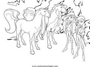 Coloring Pages Horseland Erieairfair