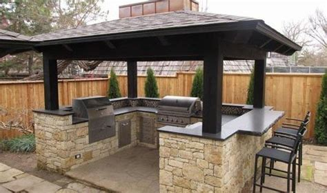 Backyard Grill South by South Tulsa Outdoor Bbq Island Outdoors