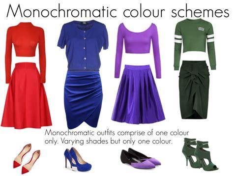 Monochromatic Colour Clare Maxfield