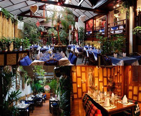 blue elephant cuisine 17 restaurants tres insolites à aux univers inédits