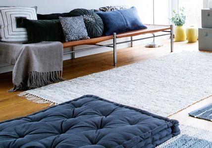 Große Sitzkissen Bodenkissen by Sitzs 228 Cke Und Bodenkissen Living At Home