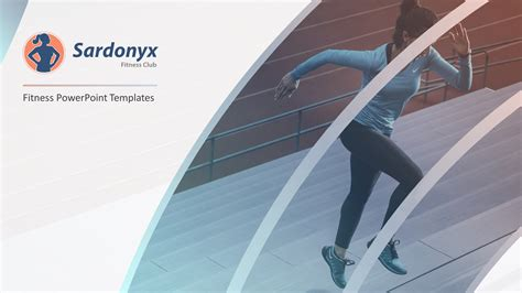 physical fitness premium powerpoint template slidestore