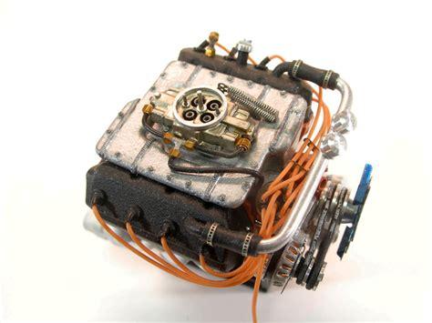 detail carburetors scale auto magazine